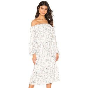 * NEW Tularosa Brooklyn Dress White E16